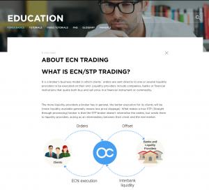 OctaFX Education (EN)