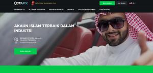 OctaFX Islamic Account