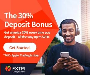 SA_30% Bonus_FXTM