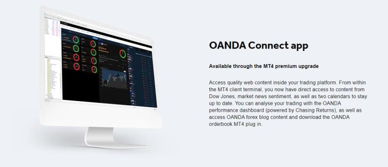 OANDA Connect